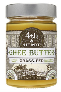 vanilla ghee - grass fed