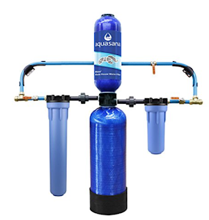 Aquasana whole home water filter