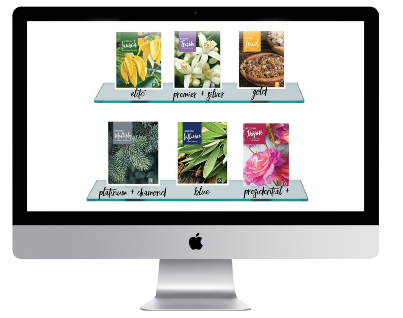 doterra business resource library