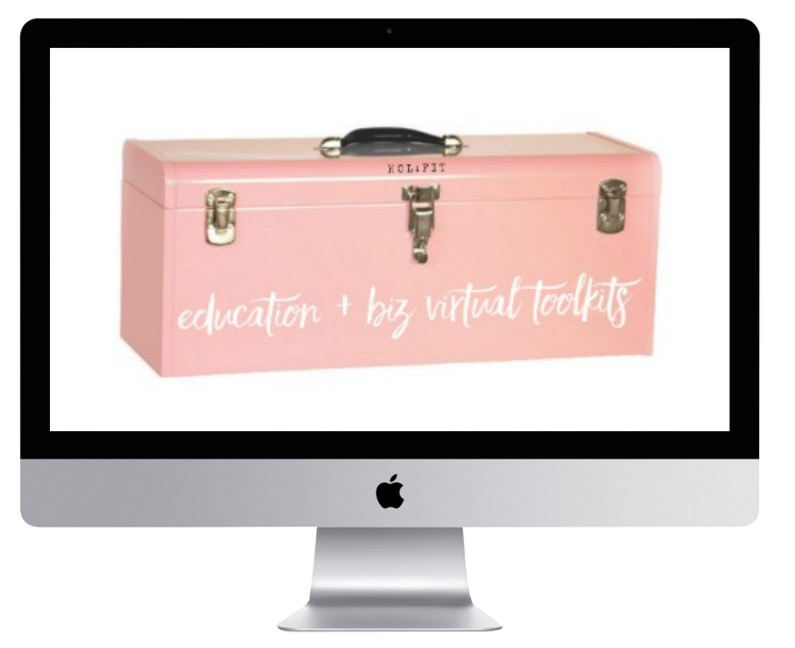 HOL:FIT education toolkits