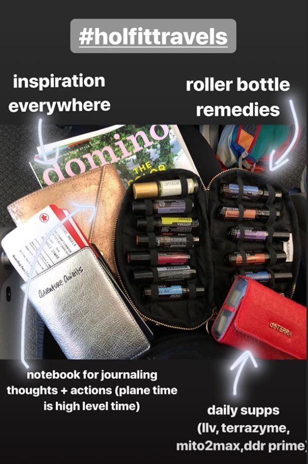 plane essentials