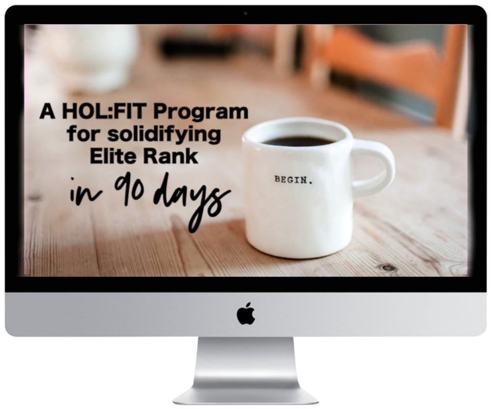 BEGIN Program: Elite in 90 days