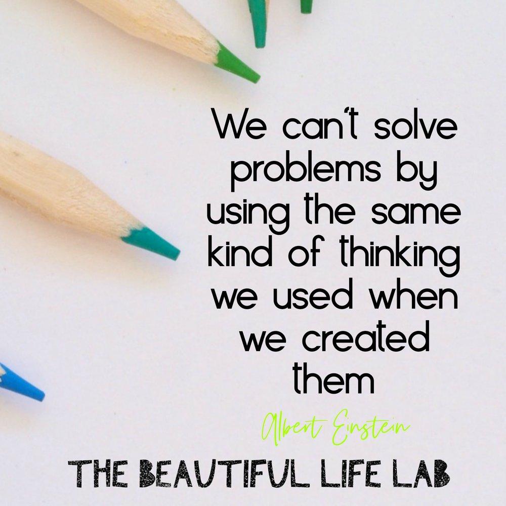 We can't solve problems Albert Einstein_1.jpg