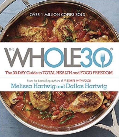 Whole 30 Recipe Book