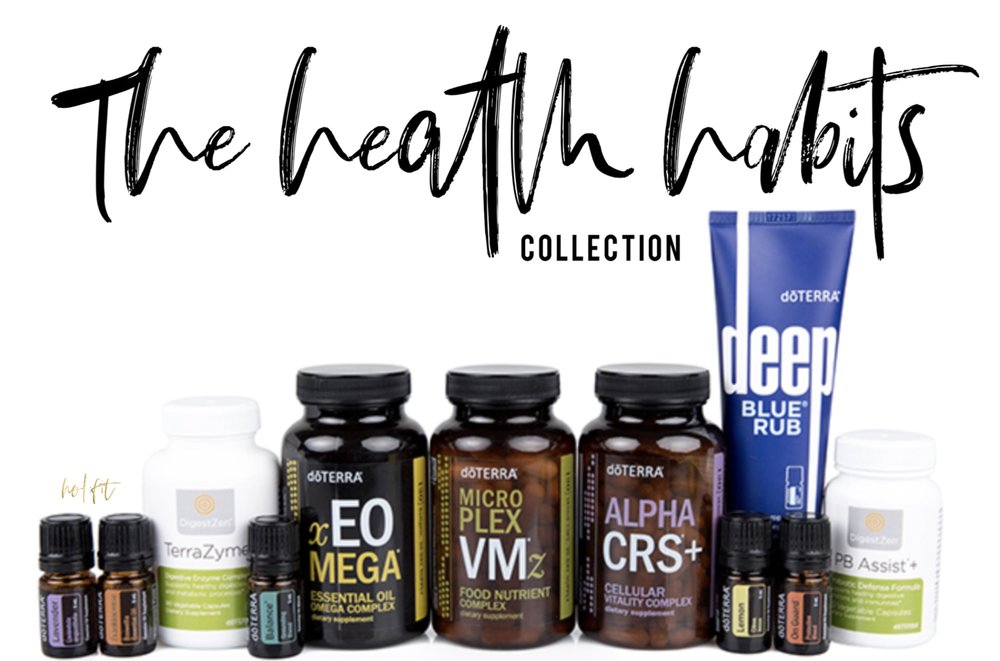 doterra health habits collection