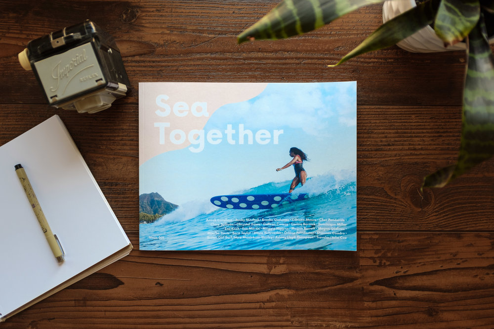 Sea Together – Issue 001.