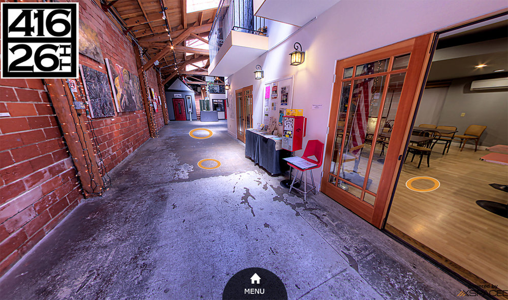 Virtual Tour - See Our Space