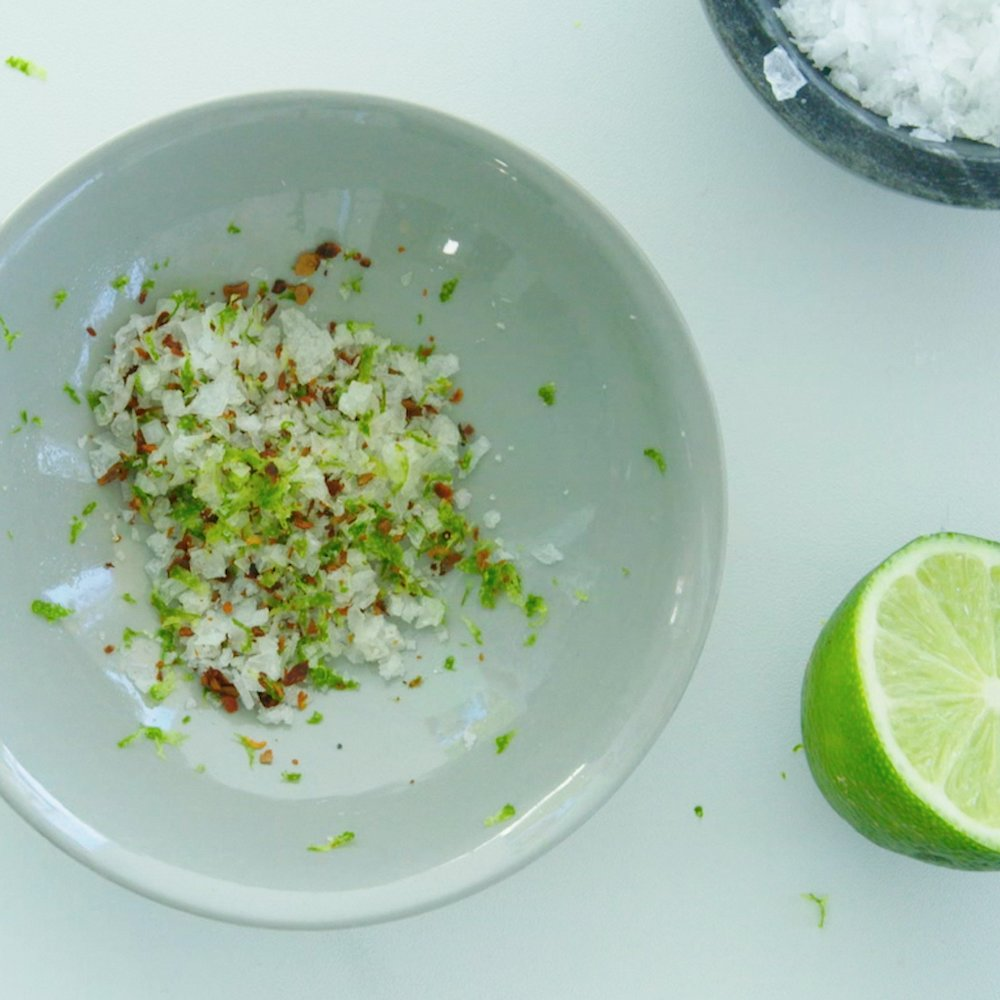CHILI LIME SALT - VIEW RECIPE