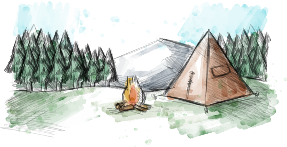 kisspng-madrean-pine-oak-woodlands-camping-watercolor-pain-watercolor-graffiti-5a917677c42f92.6356751315194824878036.png