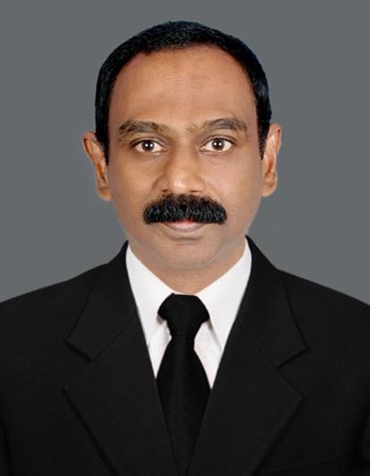 Dr. Tony Edwin