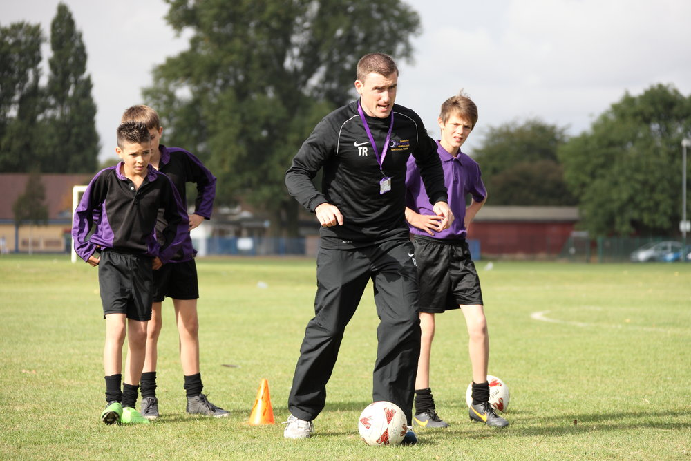 Visit one of our Academies -