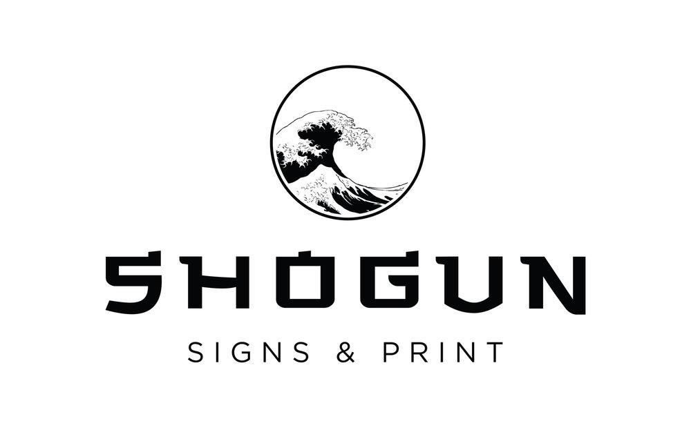 Shogun Signs