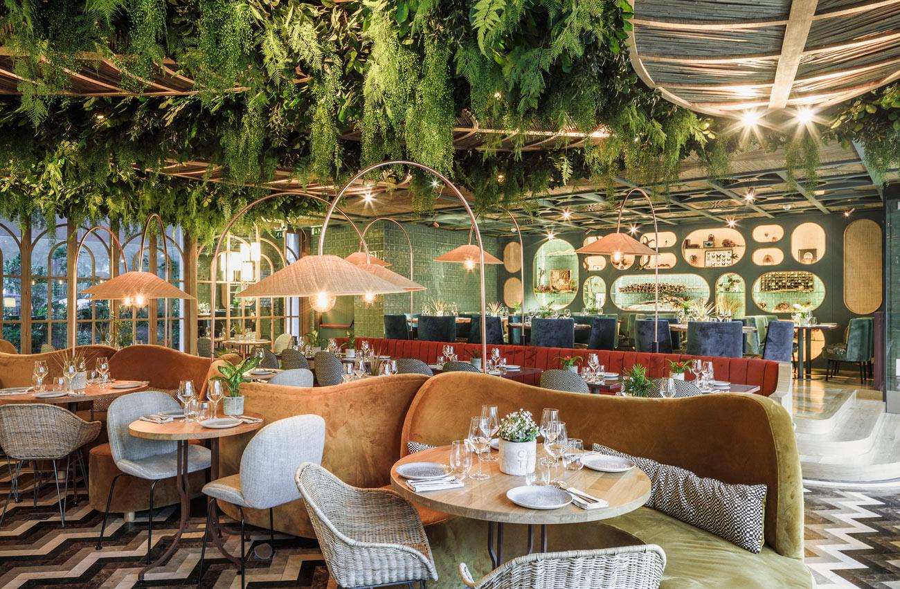 35 restaurantes de moda en Madrid que no te puedes perder antes de ...