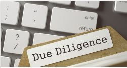 Webinar: When is recurring due diligence enough?    Register →