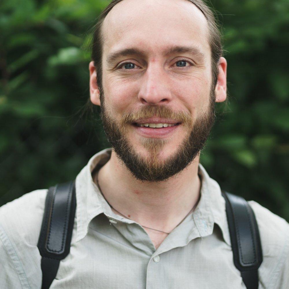 Tobias Joos - Gründer Crowd Container