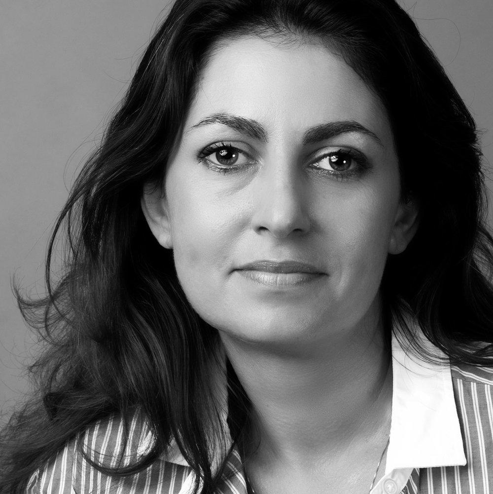 Marie Laure Burgener - Gründerin und CEO GreenGoWeb
