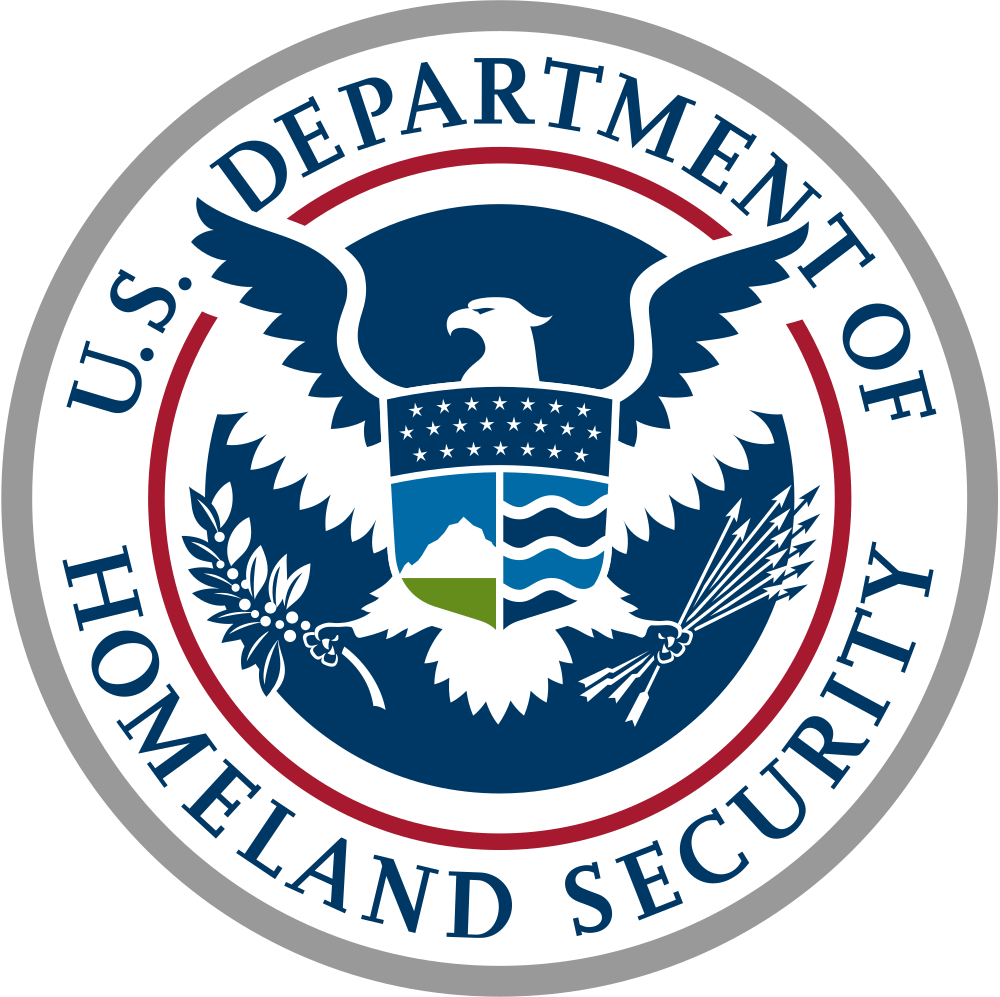 US Department of Homeland Security - Small Business of the Year - 2009