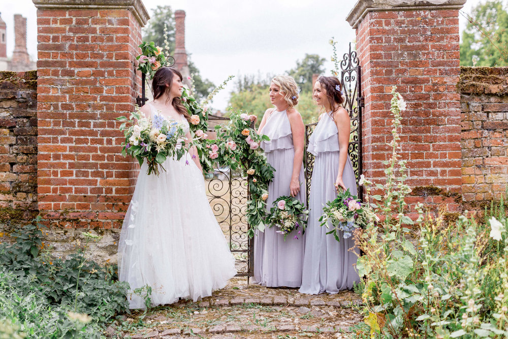 Nether Winchendon House Bridal Party
