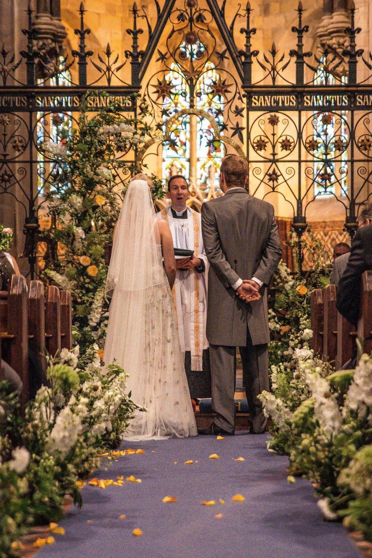 Katy & Ben Wedding Flowers