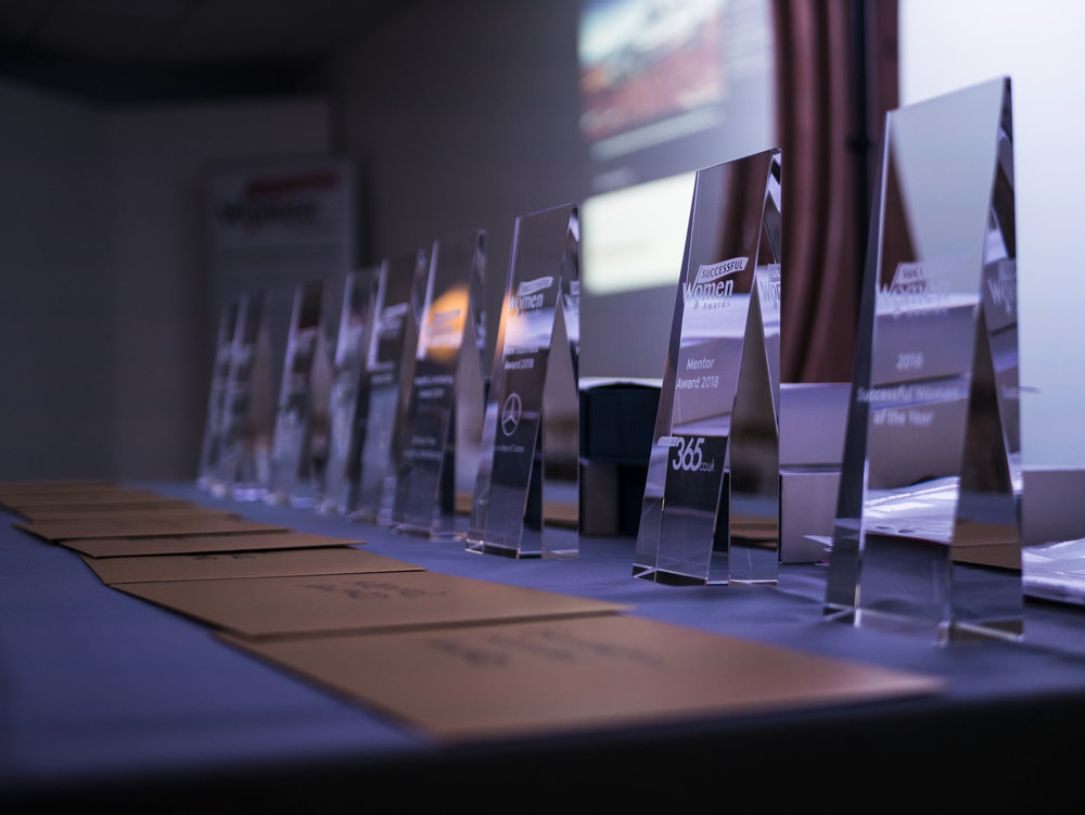 Join us for the 2019 Successful Women Awards Ceremony! - Celebrating the achievements of women in business from across the South West