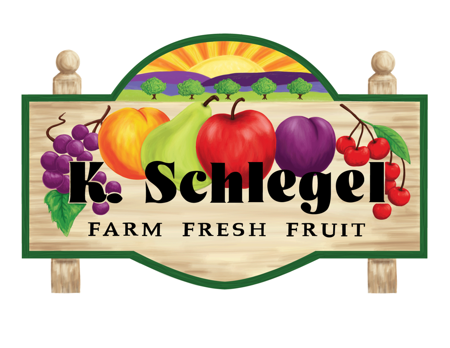 K. Schlegel Fruit Farm