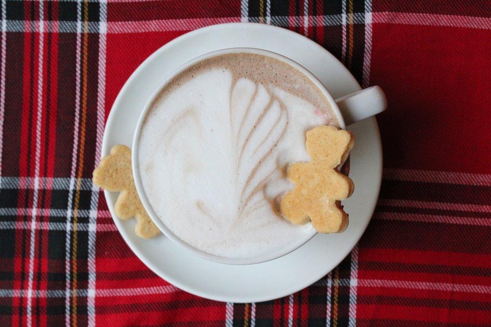 Honey Hot Chocolate -