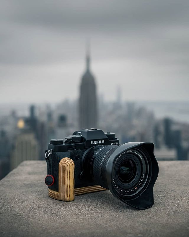 Check this crazy shot taken by @markduffyphotography during his recent trip to New York.