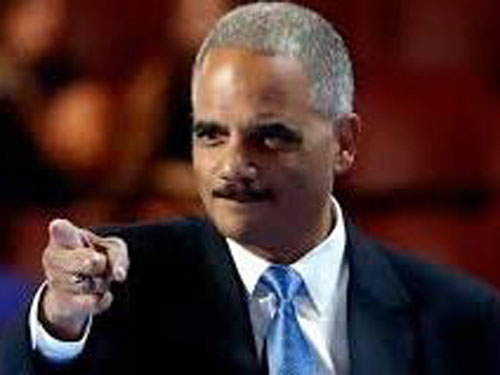Eric Holder - for fighting legal battles that support minorities, and for promoting social justice and equality for all.Read More...