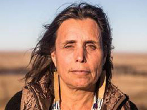 Winona LaDuke - for championing environmental issues and sustainability for American Indians and Indigenous Peoples and communities everywhere.Read More...