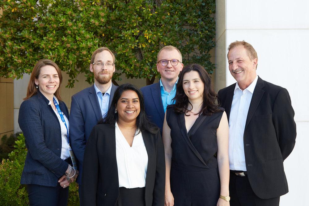 EMSP team