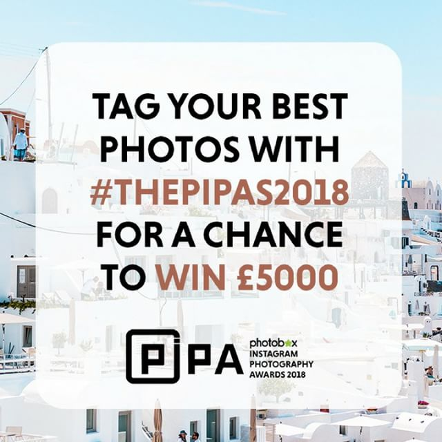 🚨Launching the world's first Instagram photography awards – The Photobox Instagram Photography Awards (PIPAs) 2018. 🚨🏆⠀⠀⠀⠀⠀⠀⠀⠀⠀ ⠀⠀⠀⠀⠀⠀⠀⠀⠀ With 10 categories to enter there's 10 chances to #win £5,000. 💡🤞🍀⠀⠀⠀⠀⠀⠀⠀⠀⠀ ⠀⠀⠀⠀⠀⠀⠀⠀⠀ Entering is easy, follow us, upload your award-worthy snap from the last 12 months and use #ThePIPAS2018 on your best pictures and the category will be automatically assigned. 😊⠀⠀⠀⠀⠀⠀⠀⠀⠀ .⠀⠀⠀⠀⠀⠀⠀⠀⠀ ⠀⠀⠀⠀⠀⠀⠀⠀⠀ .⠀⠀⠀⠀⠀⠀⠀⠀⠀ ⠀⠀⠀⠀⠀⠀⠀⠀⠀ .⠀⠀⠀⠀⠀⠀⠀⠀⠀ ⠀⠀⠀⠀⠀⠀⠀⠀⠀ .⠀⠀⠀⠀⠀⠀⠀⠀⠀ ⠀⠀⠀⠀⠀⠀⠀⠀⠀ .⠀⠀⠀⠀⠀⠀⠀⠀⠀ ⠀⠀⠀⠀⠀⠀⠀⠀⠀ .⠀⠀⠀⠀⠀⠀⠀⠀⠀ ⠀⠀⠀⠀⠀⠀⠀⠀⠀ #photo#photograph#photography#photographer#memories#gift#photooftheday#photographers#photographylovers#personalised#family#summer#celebrate#goodtimes#Greece#holiday#awards#winner#getinvolved#win