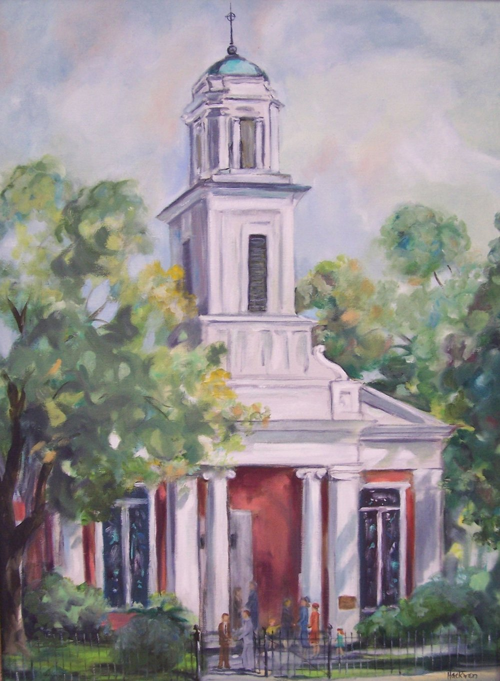 Learn more about Salem Presbyterian Church    About SPC    Learn More