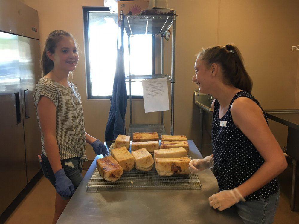 House of Bread: High School Mini-Missions learn about the ministry of reconciliation.. .2 Corinthians 5:16-21.