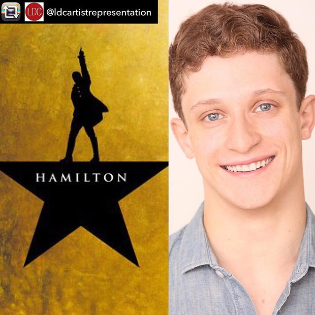 I love my team at @ldcartistrepresentation  so much! Thank you so much for being the best agency in the game! #hamilton #breakingnews #announcement #ldcartistrep #ldcartistrepresentation #hamiltonchicago  Repost from @ldcartistrepresentation using @RepostRegramApp - Congratulations to client @dyldancesingact96 for his upcoming Hamilton debut with the Eliza Company in Chicago this month! . . . #ldcartistrepresentation #ldcartist #hamilton #dancer