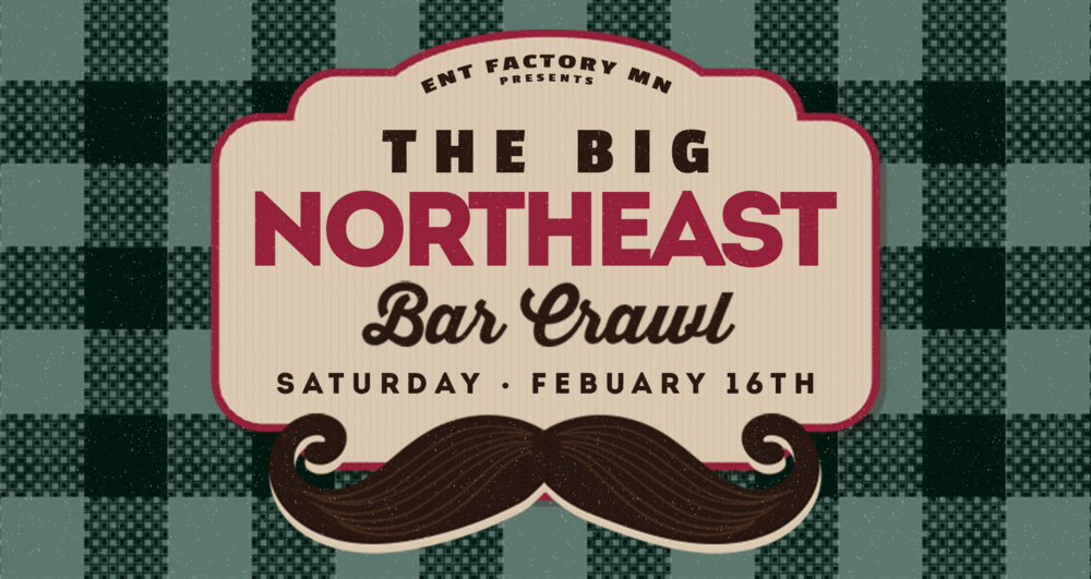 The Big Northeast Bar Crawl