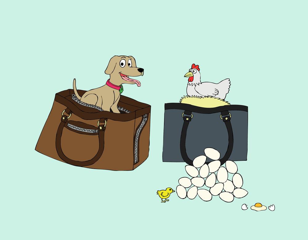 puppy purse chicken.jpg