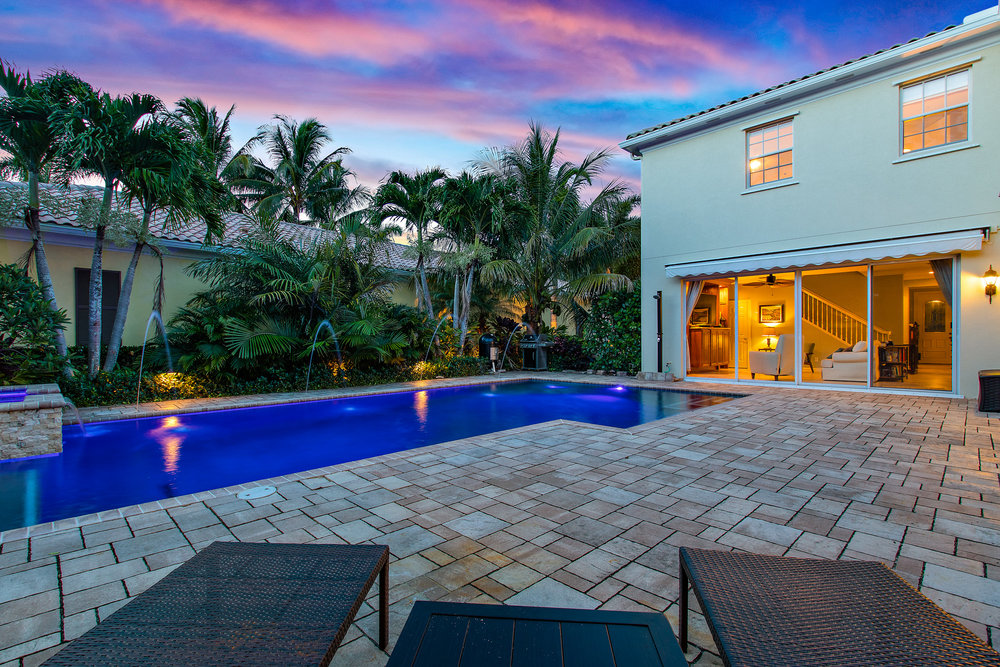 Tuscany at Abacoa in Jupiter Home For Sale presented by Meyer Lucas Real Estate
