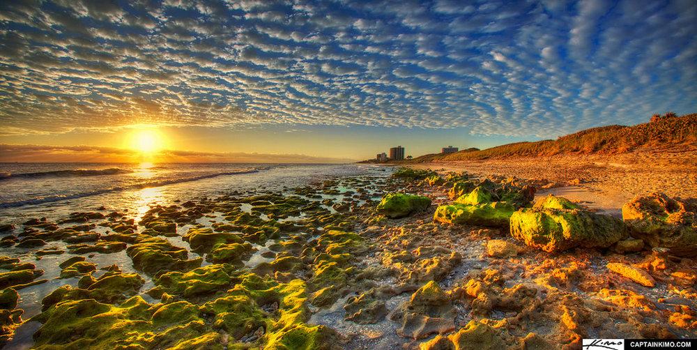 coral cove beaches in jupiter florida palm beach county