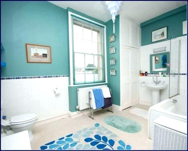 3. Ocean Blue - This beautiful blue with accents of bright white shades will uplift any room into a relaxing space.