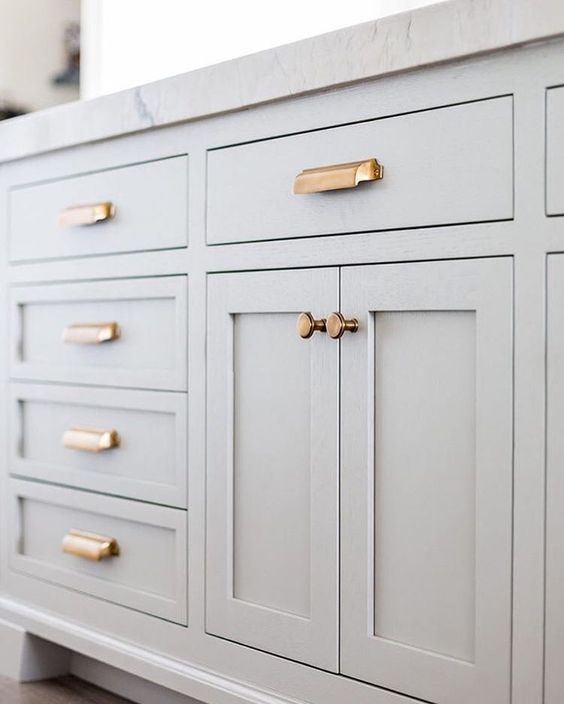 Cabinet Hardware - Not happy with the current hardware in your rental bathrooms and kitchen? Pick out you own hardware, and replace the existing! This easy switch can change the entire decor of the room and leave you with the space you love! Don't forget to switch back before moving out!