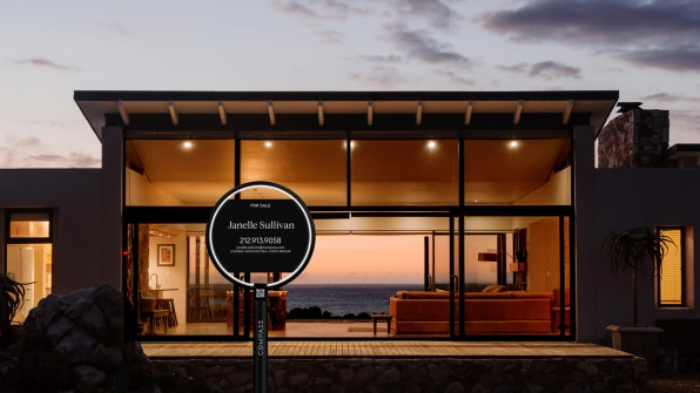 Compass Sets Standards - Compass knows that being on top means staying relevant in the ever changing digital world, and this groundbreaking advancement secures them that spot. A technology-equipped sign will become the new norm in real estate, and Compass will be known for being the start of it all.