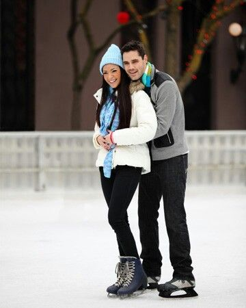 3. Ice Skating - If you're looking for an indoor activity to get away from the Florida heat, check out Palm Beach Skate Zone or Palm Beach Ice Works for a cooler date idea. Spend the afternoon or evening skating the rinks with bae in refreshing temperatures for a change of scenery!