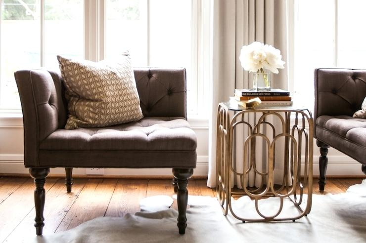 6. All About that Brass - Brass decor is BACK BABY. With its warm, bold, and bright tones, brass is the perfect way to incorporate fall into your home. And the best part, this trend can stay around for the whole year!