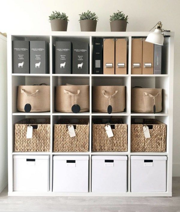5. Get organized - Downsizing can also provide you with the benefit of getting organized! Maybe you've been wanting to go through the possessions you've acquired over the years, but never got around to it. Moving can motivate you to get rid of things you don't need, declutter, and downsize your personal items!