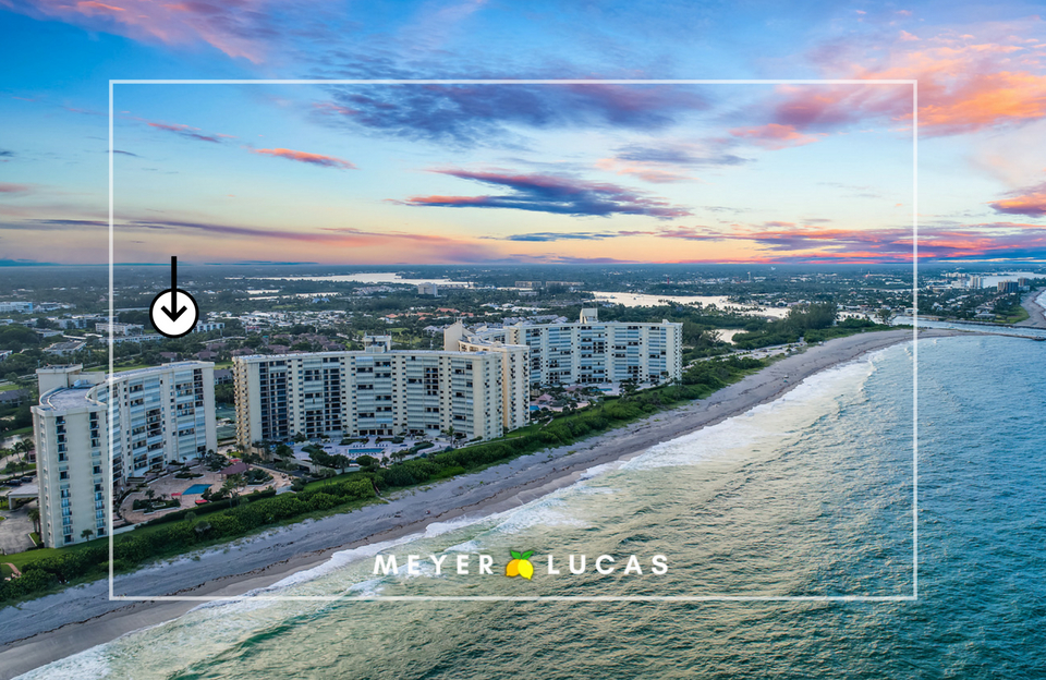 - This light, bright and airy 2 Bedroom, 2 Bathroom, penthouse condo has officially hit the market!This unit has East/West exposure which provides delightful ocean breezes.Relax and watch the sunrise from your covered balcony while you enjoying your direct ocean view.