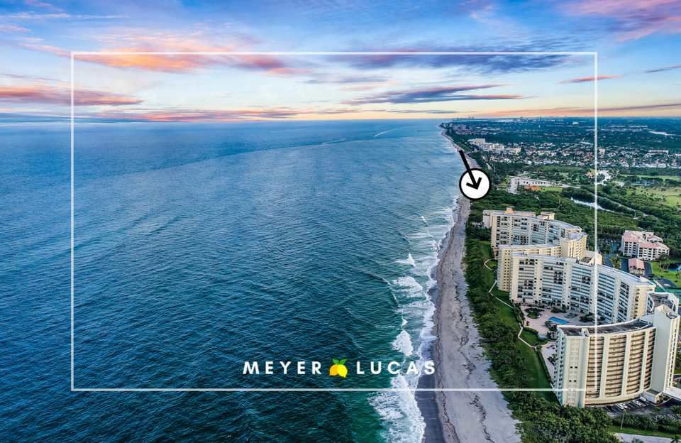 - Ocean trail is known for their tennis courts and fabulous monthly events. Short stroll to Jupiter's renowned restaurants and just across US1 is Jupiter's ''Riverwalk'' along the Intracoastal Waterway leading to Harbourside Place, which offers several boutiques, and water view.