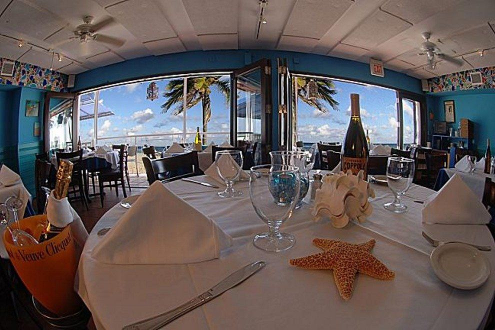 5. Captain Charlie's Reef Grill - Head to Juno Beach's hidden gem, Captain Charlie's Reef Grill! Enjoy the beautiful beach atmosphere as you feast on delectable fresh seafood!Captain Charlie's is a local favorite with an amazing variety of fresh fish, wine, and craft beer… and of course, Stone Crab!