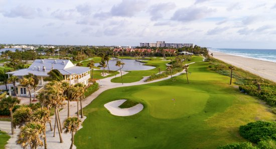 4. Palm Beach Par 3 - This course is great for all! With a relaxing, picturesque backdrop, this course is challenging and will give you an unparalleled golfing experience.The Palm Beach Par 3 was redesigned by Hall of Fame golfer Raymond Floyd in 2009. It sits on 39 beautiful acres, both on the ocean and on the intracoastal. It was ranked in the top 50 Most Fun golf courses in the United States by Golf Digest Magazine in 2013.The Palm Beach Par 3 is a full service golf course, with 18 beautiful holes, a full length driving range, putting green and practice bunker.
