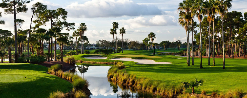4. PGA National Resort & Spa - More than a resort golf experience, PGA National Resort is a championship golf experience.PGA National offers championship golf courses with new turf, rebuilt bunkers, expanded tee and green complexes. Home of the Bear Trap and the Honda Classic.