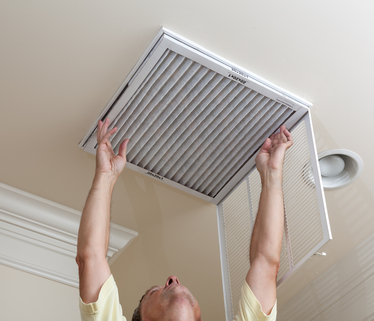 6. Change your AC filters on a regular schedule. - You will save money by increasing the lifespan of your HVAC, remove toxic micro-whatevers from the air, improving both your health and your home's overall maintenance. Plus you won't lose time away from work and school from being sick with a respiratory infection. Win-win, right?